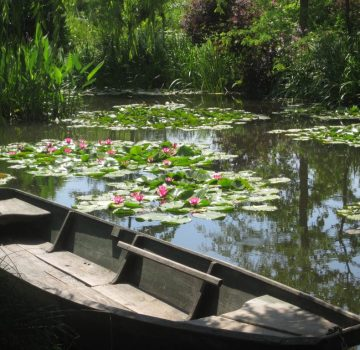 Discover Monet's home in Giverny and / or the splendor of Versailles