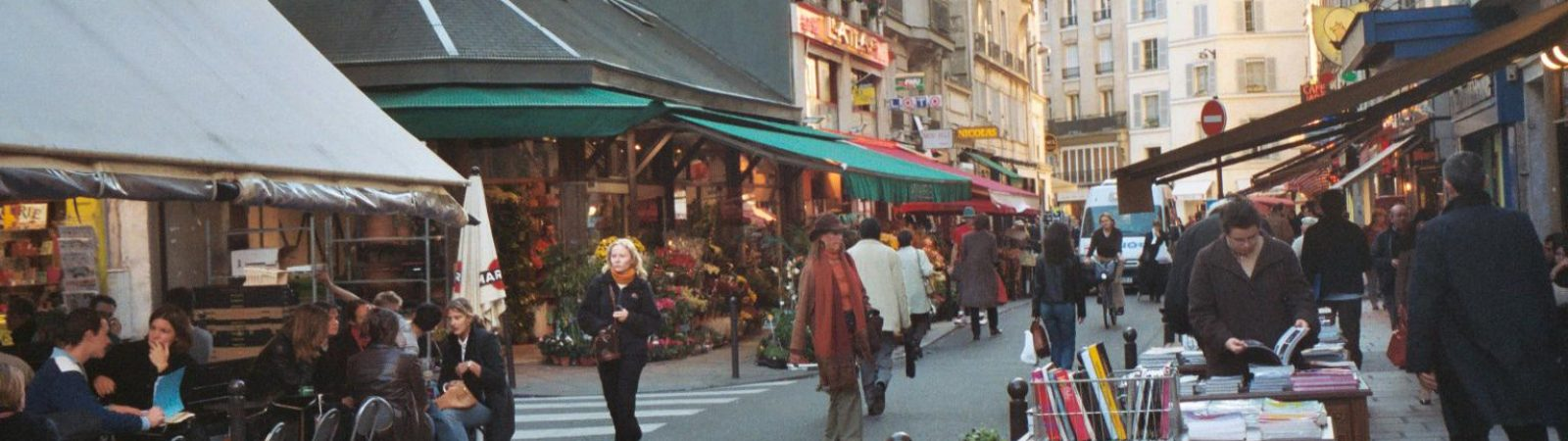 Saint Germain and Latin Quarter
