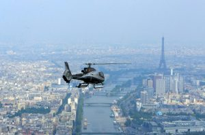 Paris by helicopter, cooking classes...
