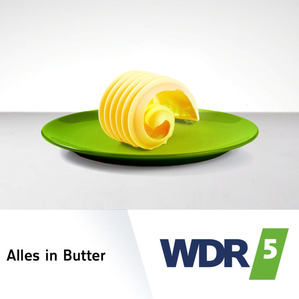 Alles in Butter in Paris | WDR 5 Alles in Butter (14.07.2018)